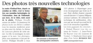 Reportage Nord Eclair 03.10.2012