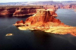 Lake Powell aux USA