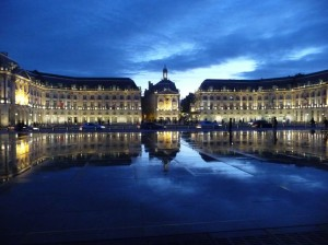 Place de la Bourse -Bordeaux