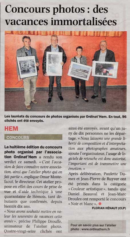 Read more about the article Nord Eclair 24.10.2014