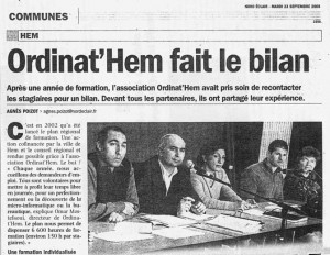 Read more about the article Nord Eclair 23.09.2008
