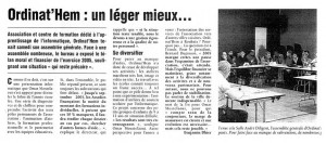 Read more about the article Nord Eclair 28.03.2006