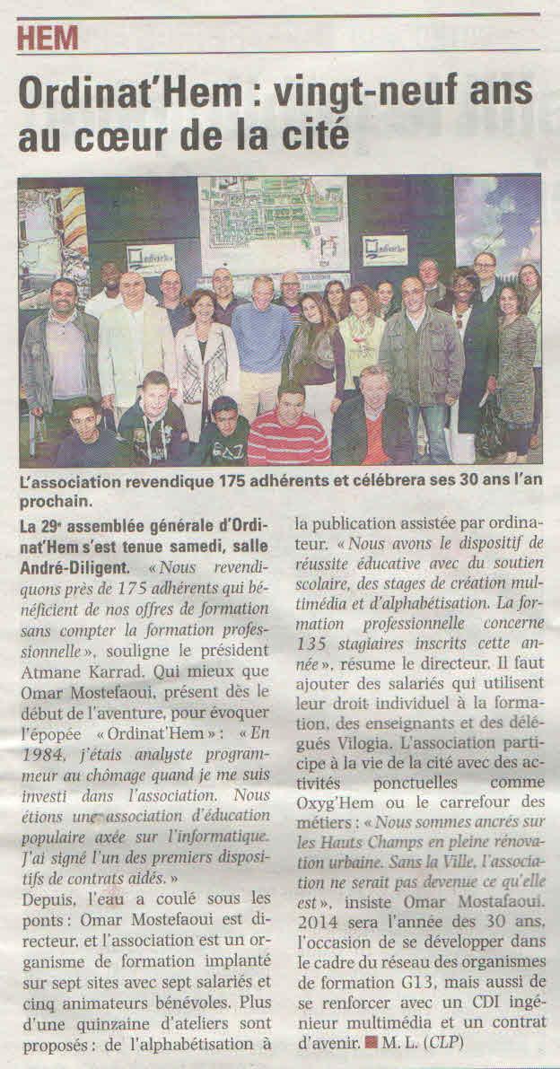 You are currently viewing Assemblée générale d'ordinathem 25/05/2013