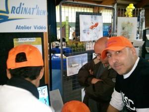 Read more about the article Salon des loisirs 2012
