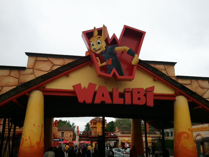 You are currently viewing Sortie au Parc Walibi