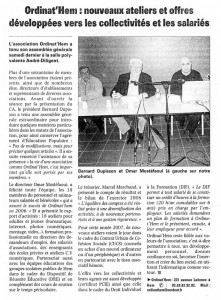 Read more about the article VdN 04.04.2007