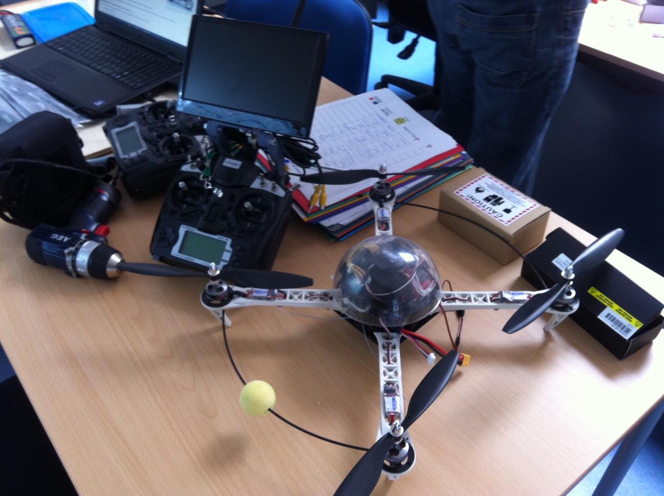 Read more about the article Atelier 3D et Drone, la vidéo