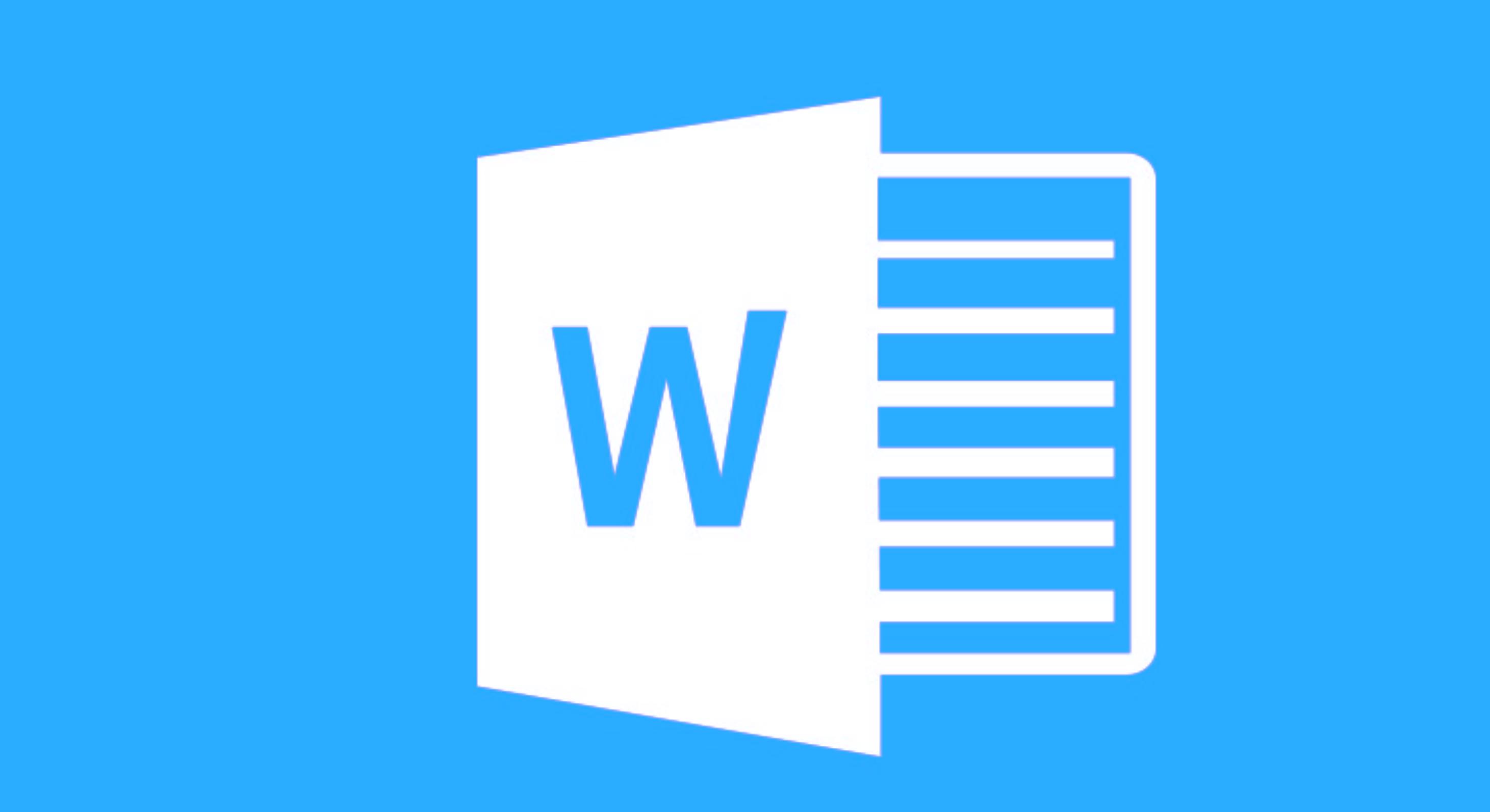 Microsoft Word – Perfectionnement